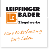 Ziegelwerke LEIPFINGER BADER Logo