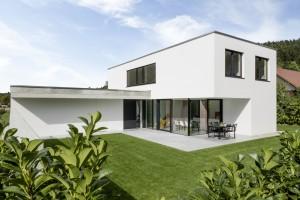 13-01 Modernes Wohnhaus