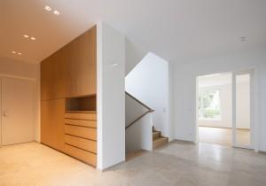 Schindhelm Architekten, Neubau EFH Muenchen Harlaching, Haselburgstrasse